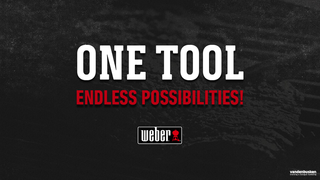 One tool, endless possibilities!