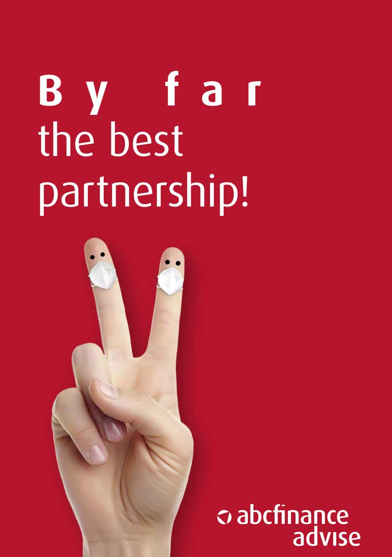 "Loyality campaign ""By far the best partnership"""