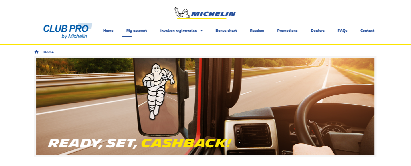 Create Direct – Pitch winner for Michelin